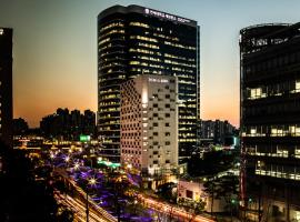 서울 서울역 근처 호텔 호텔 마누 서울