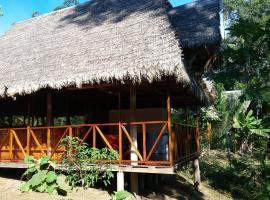 Tres Chimbadas Lake Lodge, family hotel in Tambopata
