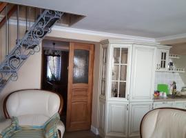 Уютные Семейные Апартаменты, apartment in Rybachiy