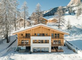 Chalet Roenn, country house in Colfosco
