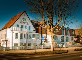 Hotel an der Linah garni, Hotel in Buxtehude