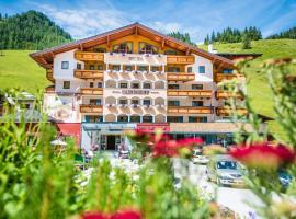Hotel Salzburger Hof Zauchensee, Hotel in Zauchensee