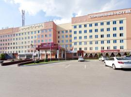 Benefit Plaza Hotel, hotel in Voronezh