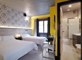 Apartamentos El Tiempo, Ferienwohnung in Madrid