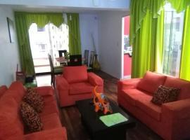 Mi casa es su casa, hotel near Larcomar, Lima