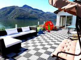 Hotel Garni Battello, Pension in Melide