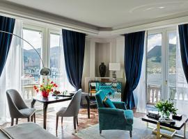 Vista Palazzo - Small Luxury Hotels of the World, hotel in Como