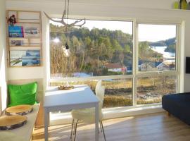Sol- Cosy holiday apartment in Søgne, Ferienwohnung in Søgne
