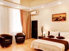 Alfa Hotel, отель в Пензе