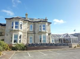 Fairfield House Hotel, hotel in Ayr