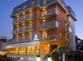 Hotel Giulietta, отель в Сенигаллии