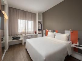 Intercity Bauru, hotel em Bauru