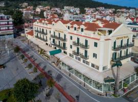 Ionian Plaza Hotel, hotel en Argostoli