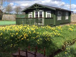 Garden Studio for Two, hotel near Deanston Distillery, Doune