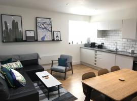 West cliff Apartment, apartment in Bournemouth