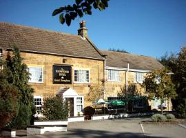 Wainstones Hotel, hotel near Middlesbrough Cathedral, Stokesley