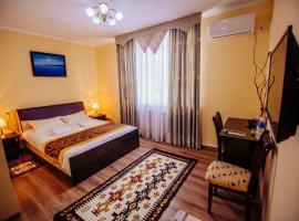 Asman Guest House, отель в Оше