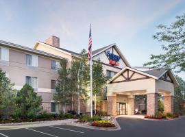 Fairfield Inn by Marriott Loveland Fort Collins, hotel near Hughes Stadium, Loveland
