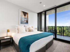 Dzīvoklis Tyrian Albert Park Lake Melburnā