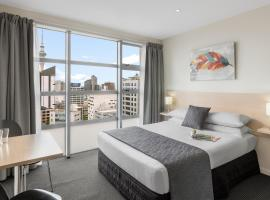 Tetra Serviced Apartments by Nesuto, serviced apartment in Auckland