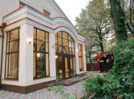 ZS Клуб Отель, отель в Харькове
