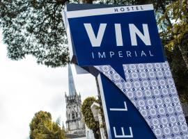 Hostel Vin Imperial, B&B in Petrópolis