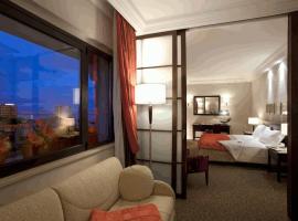 Hotel Regina Margherita, отель в Кальяри