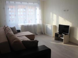 Apartament on Nesterova, hotel near River Fleet Museum, Nizhny Novgorod