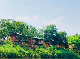Spirit Garden EcoLodge, pet-friendly hotel in Cat Tien