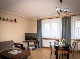 Pokoje Gościnne Arkadia, budget hotel in Września