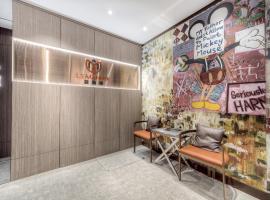 Le Manndi Service Apartment, serviced apartment in Hong Kong