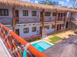 Hacienda Dos Ojos, hôtel à Tulum