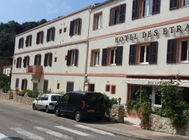 Hotel des Etrangers, hôtel à Bonifacio