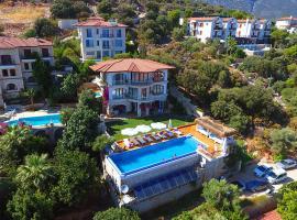 Hotel Marsala, отель в Каше