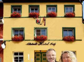 Altstadt Hotel Peiß, Hotel in Stralsund