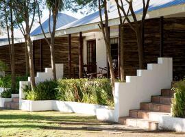 Silvermist Wine Estate, hotel in Cape Town