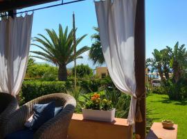 Villa Lisca Blu, hotel in zona Riserva Naturale del Monte Cofano, Custonaci