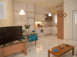 Comfi apartment Kleio, hotel near Natural History Museum of Crete, Heraklio