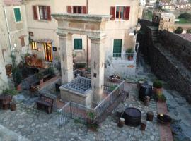 La Cisterna, holiday home in Giglio Castello