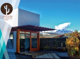 Cardon Bed & Breakfast Boutique, hotel in Los Andes