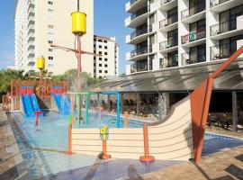 JeffsCondos - 3 Bedroom - Breakers Resort, vacation rental in Myrtle Beach