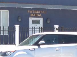 Fatimataj Mahal - Private Bathroom with Window!, guest house in Miami