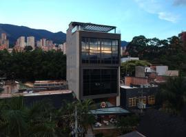 Epic Boutique Hotel, hotel near Medellin's Museum of Modern Art, Medellín