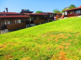 Дървени къщички - Лион, villa in Sinemorets