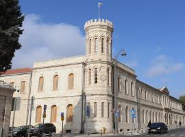 Sergei Palace Hotel, hotel in Jerusalem