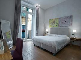 B&B Luxury Scacciaventi, bed & breakfast a Cava de' Tirreni