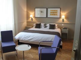 Villa Élyane, hotel near Colmar Train Station, Colmar