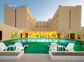 Sur Plaza Hotel, hotel in Sur