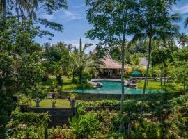 Permata Ayung Private Estate (Adults Only), country house in Ubud
