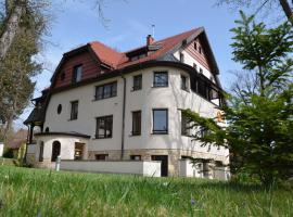 Jasny Dwór, hotel in Polanica-Zdrój